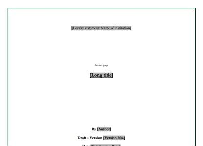 published thesis apa Apa citation style (6th ed) see pages 40-41 in the manual for more detail sample citation for a dissertation retrieved from proquest database: aguiar, l (2001) the 'dirt' on the contract cleaning industry in toronto.