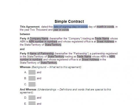 partnership act 1958 vic pdf